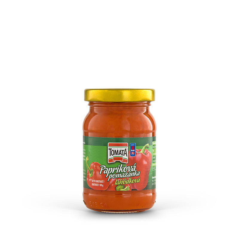 Paprika spread delicious